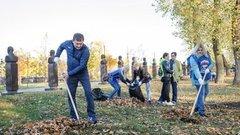 Депутаты Воронежской облдумы приняли участие в субботнике