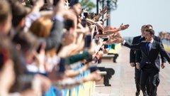 Политолог: Зеленский поставил всложное положение украинскую элиту, ЕСиРФ