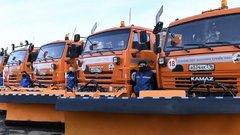 Казань готова к уборке снега на дорогах