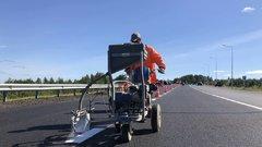 Масштабный ремонт дорог по нацпроекту начался в Чите
