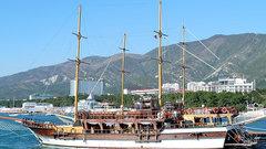 За четыре месяца этого года краснодарские курорты посетили 2,5 млн туристов