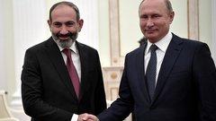 Пашинян выдал главный секрет Путина – мнение