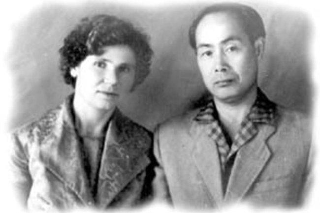 Клавдия Новикова и Ясабуро-сан