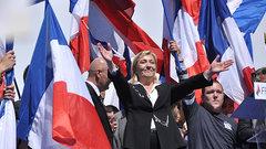 «Национальный фронт» Марин Ле Пен переименуют