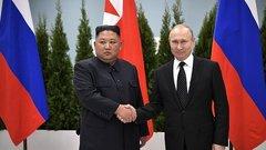 Побеседовали, обменялись оружием: как Ким встретился сПутиным