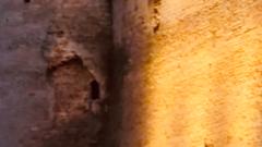 Ивангородскую крепость осветят полмиллиона прожекторов