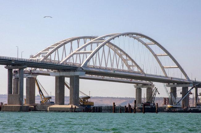 мост Крым