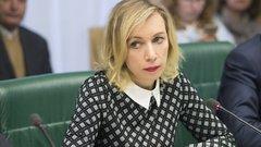 Захарова прокомментировала задержание Савченко