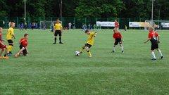 В Туле отпраздновали День массового футбола