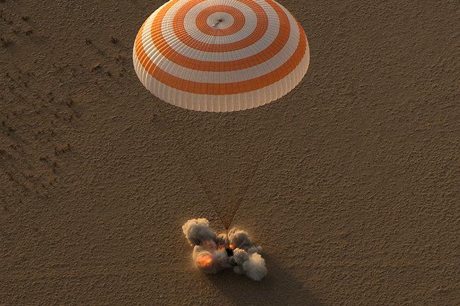 52-я экспедиция МКС