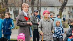 Сирень в память о подвиге: в Иркутске появилась аллея в честь Героев СССР