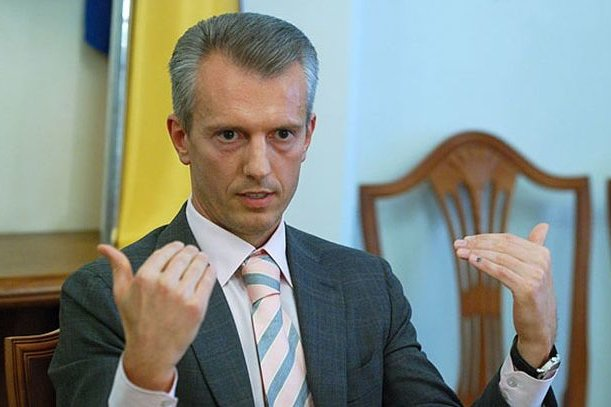 Бизнесмен Хорошковский