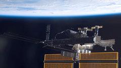 Обломки разгонного блока «Бриз-М» угрожают МКС
