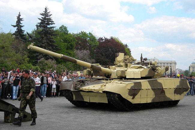 танк оружие