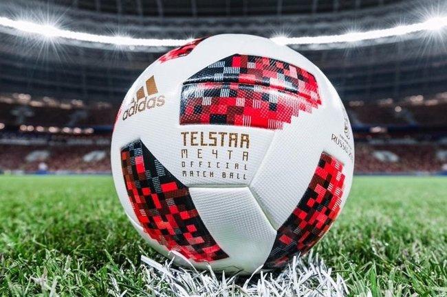 мяч «Мечта» для плей-офф ЧМ-2018