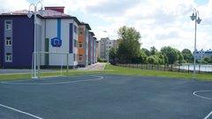 В Калининграде возвели новый детский сад на улице Красной