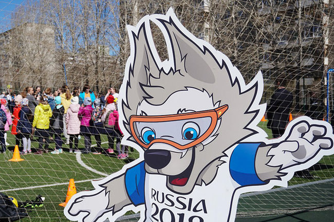 ЧМ-2018 ФИФА футбол