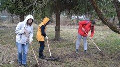 Пермские школьники уберутся уМотовилихинского пруда