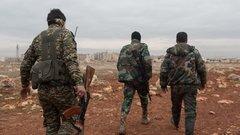 Всирийской провинции Дераа объявлено прекращение огня