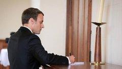 Макрон выразил соболезнования в связи с терактом в Париже