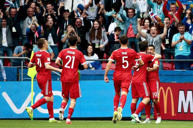 Сборная Российской Федерации  пофутболу 27марта сыграет снациональной командой Франции