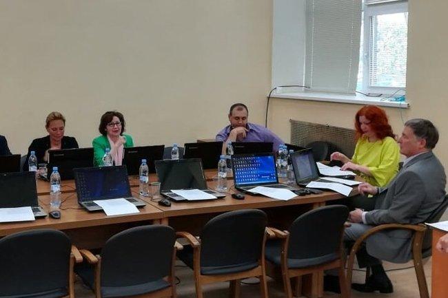 Заседание комиссии Совета депутатов г. Пушкино