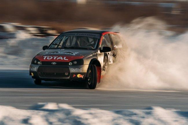 В Югре вновь пройдут ледяные гонки на автомобилях