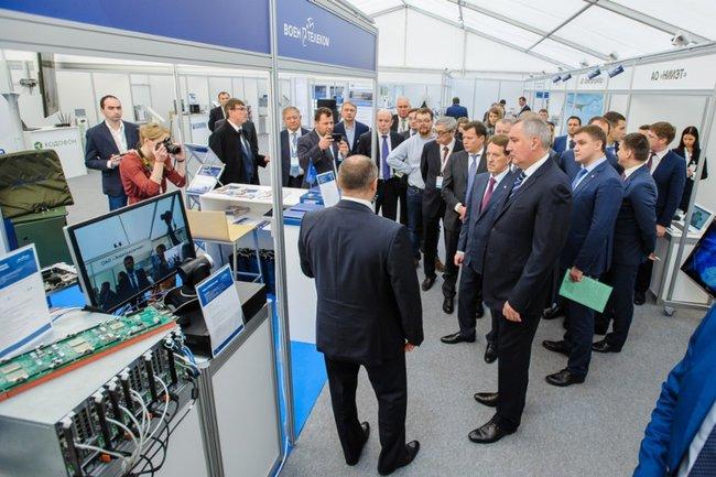 Военно-промышленная конференция «Диверсификация оборонно-промышленного комплекса в сфере телекоммуникаций и связи – стратегия перемен»