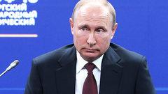 У Путина обрушился рейтинг