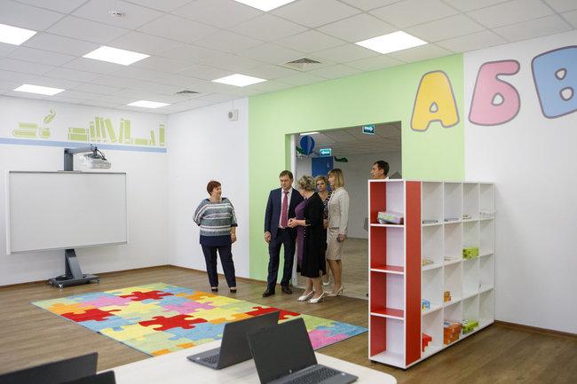 В 2019 году в Воронежской области построен 21 детский сад.