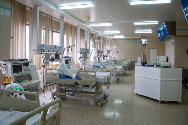 вирус коронавирус больница палата