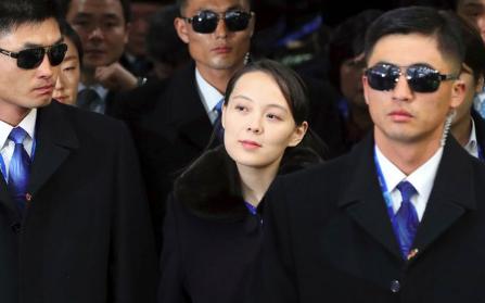 Сестра Ким Чен Ына
