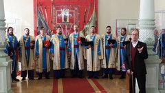 В краснодарском музее открылась выставка об истории Кубанского казачьего хора
