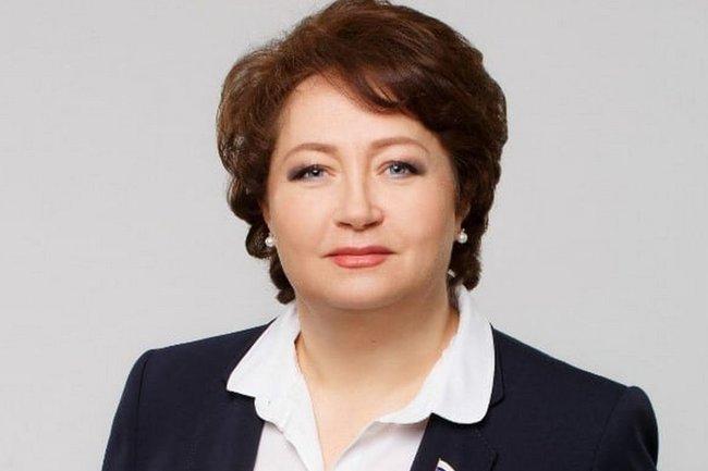 Депутат Госдумы Татьяна Алексеева