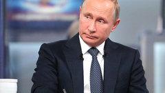 Владимир Путин подписал указ о назначениях в администрации Президента