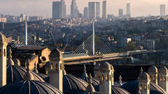 В Стамбуле начались масштабные протесты против действий Израиля в Газе