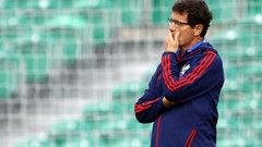 Капелло будет судиться с Толстых из-за слов о втором контракте на 10 млн евро