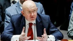 Небензя приготовился разоблачить ложь «Белых касок» в СБ ООН