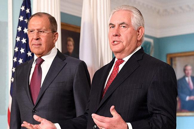 США предлагали РФ реализовать заблокированную дипсобственность
