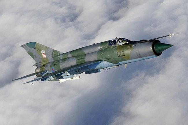 Самолет Як-130 потерпел крушение вВоронежской области