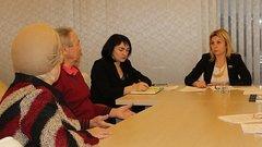 Глава Тулы Ольга Слюсарева рассмотрела обращения туляков в общероссийский день приема