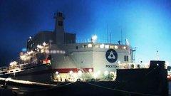 Первая в мире плавучая атомная ТЭС начала работу на Чукотке