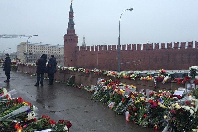 ВВашингтоне состоится церемония открытия названной вчесть Немцова части улицы