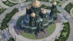 Военнослужащих заставляют «добровольно» жертвовать на главный храм ВС России