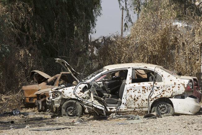 Наюге Ирака случилось нападение террористов-смертников, погибли 50 человек