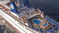 Стало известно, когда откроются круизы лайнера «Князь Владимир» в Турцию