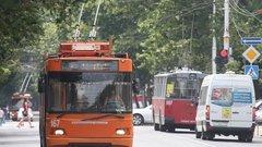 Водитель из Смоленска выкупила троллейбус после его списания
