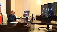 Владимир Путин открыл в Братске цех по производству сырья для изготовления препаратов