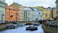 Петербуржцев удивит погода на майские праздники