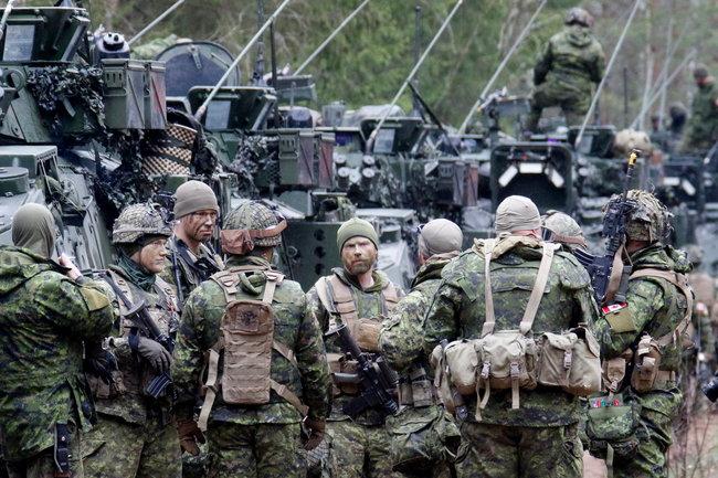 Учения НАТО на Украине назвали репетицией войны с Россией